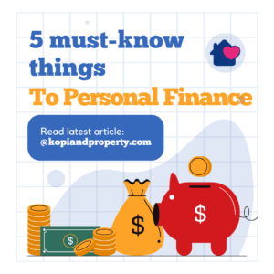 Personal Finance 101 • 5 must-know things